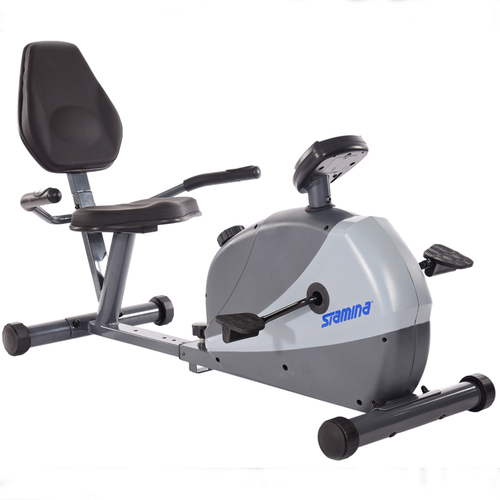 4831 Programmable Recumbent Magnetic Resistance Exercise Bike (15-4831)