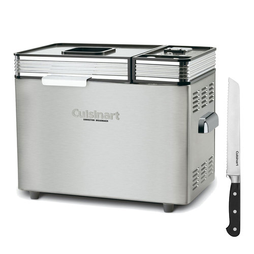Cuisinart CBK-200 Convection Bread Maker with 8 Inch Bread Knife