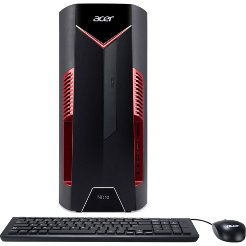 Acer Nitro 50 Gaming Desktop - Intel Core i5-8400, 8GB RAM