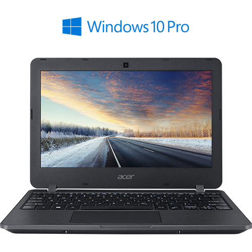 Acer 11.6` N3160 4G 128GB W10P STF