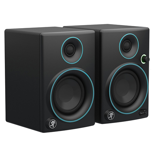 Mackie CR3 CR Series 3` Creative Reference Multimedia Monitors (Pair) Custom Blue