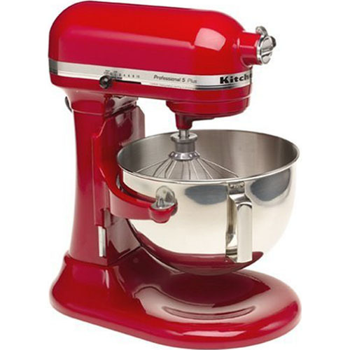 KitchenAid REFURB Pro HD 5QT Empire Red
