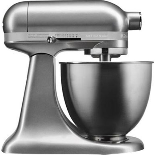 KitchenAid REFURB Art 3.5Q Mini Cont Slvr