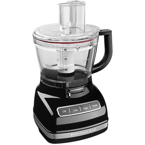 KitchenAid Food Processor 14cp OnyxBlk