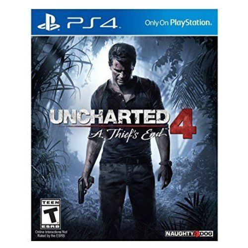 Sony Uncharted 4: A Thief's End for PS4