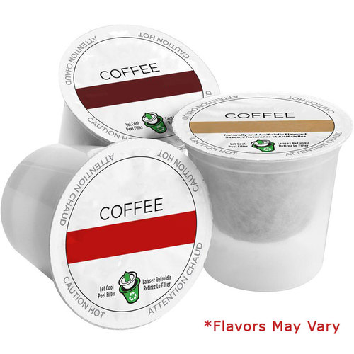 Victor Allen Colombian Single Serve Brew Cups of Coffee - Includes 3 K-Cups