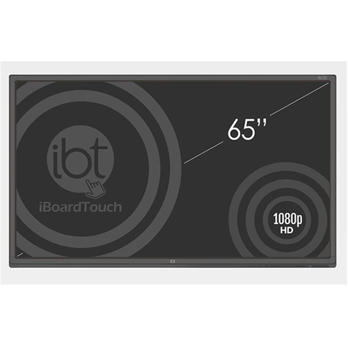 IBOARDTOUCH EL65+ Essentials Touchscreen - EL65-002-P