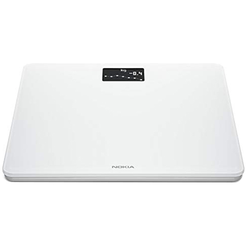 Withings Inc Smart Body Composition Wi-Fi Digital Scale in White - WBS06BodyWht
