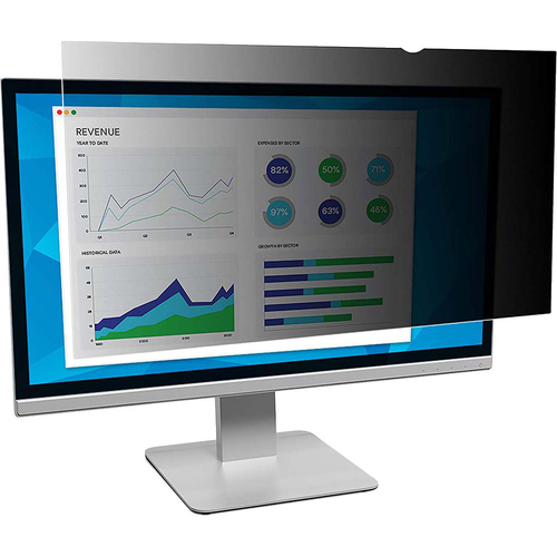 3M Privacy Filter for 23.8` Widescreen Monitor - PF238W9B