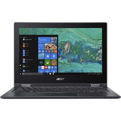 Acer 11.6` HD UHD Graphics 600 Spin 1 Laptop - NX.H0UAA.005