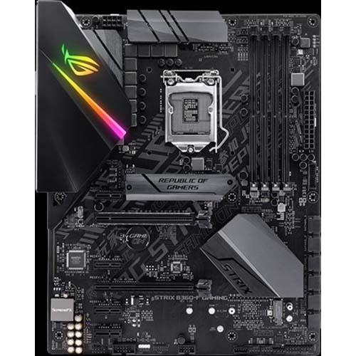 ASUS Intel B360 ATX Gaming Motherboard - 90MB0WG0-M0AAY0