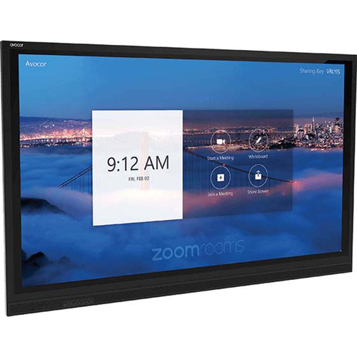 Avocor E6520 Interactive Touch Screen - AVE6520