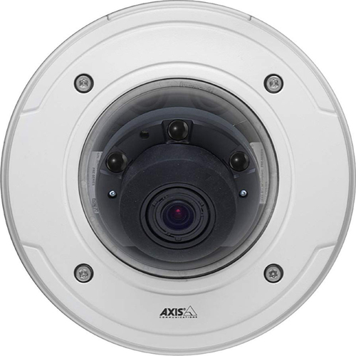 AXIS COMMUNICATION INC 1 MP Outdoor Day and Night IP Dome Camera - 0476-001