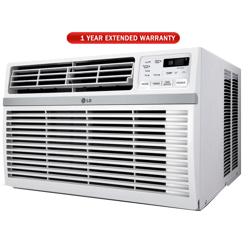 LG 15000 BTU Window Air Conditioner 2016 Estar + 1 Year Extended Warranty