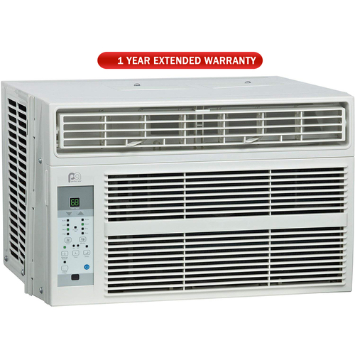 Perfect Aire 6000 BTU Window Air Conditioner + 1 Year Extended Warranty