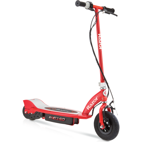 Razor E150 Electric Scooter Red