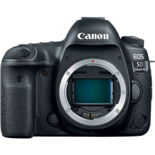 Canon EOS 5D Mark IV 30.4 MP Full Frame CMOS DSLR Camera (Body) Wi-Fi NFC 4K Video