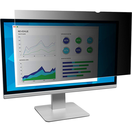 3M Privacy Filter for 20` Widescreen Monitor - PF200W9B