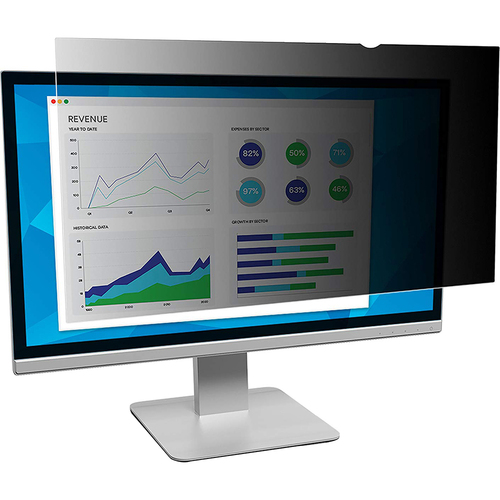 3M Privacy Filter for 23.6` Widescreen Monitor - PF236W9B