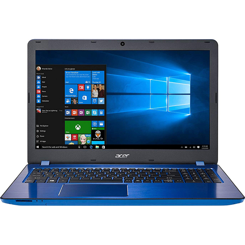 ACER AMERICA - NOTEBOOKS 15.6` Traditional Laptop in Blue - NX.GHRAA.001