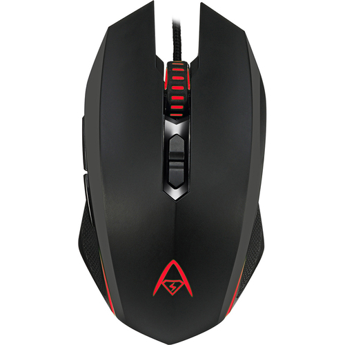 Adesso iMouse X2 Multi-Color 7-Button Programmable Gaming Mouse