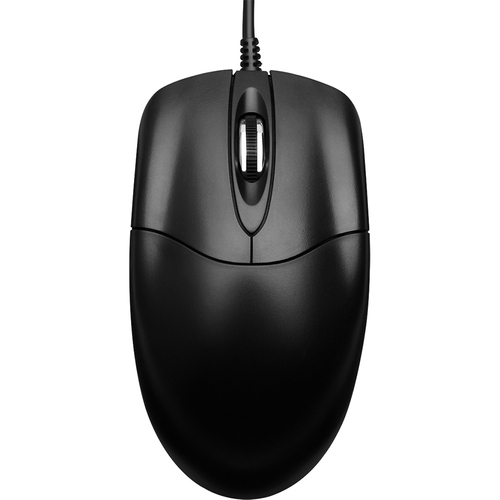 Adesso 3 Button Desktop Optical Scroll Mouse - HC-3003PS