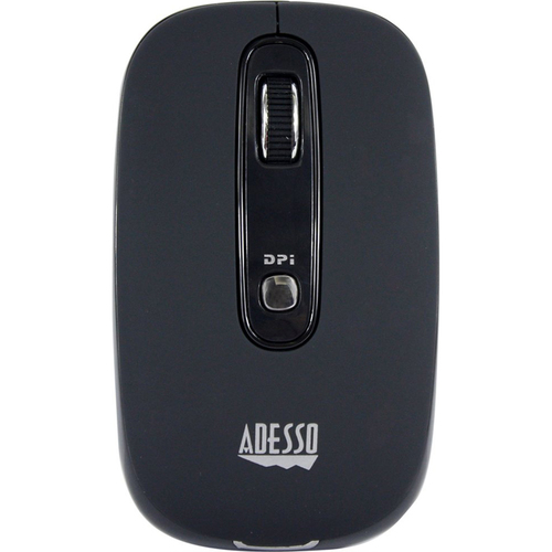 ADESSO Tangle Free Retractable Mouse - IMOUSE S4