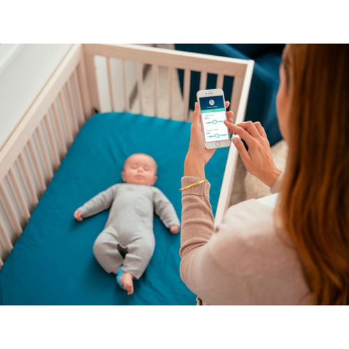 Owlet Smart Sock 2 Baby Monitor Measure Oxygen Level And