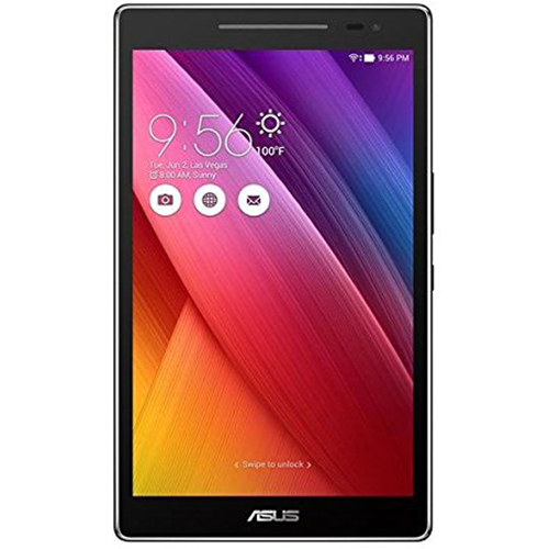 ASUS - TABLETS 8` ZenPad Dark Gray Android Tablet - Z380M-A2-GR