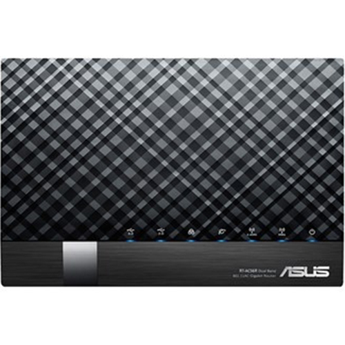 ASUS - COMPONENTS Dual Band Wireless AC1200 Gigabit Router - RT-AC56R