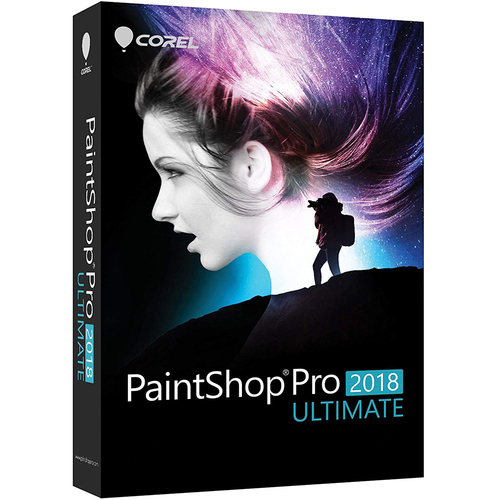 Corel PaintShop Pro 2018 Ultimate Commercial - PSP2018ULENMBAM