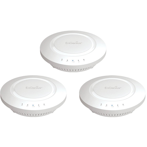 ENGENIUS Indoor Dual Band AC1750 Ceiling Mount Access Point - EAP1750H-3PACK