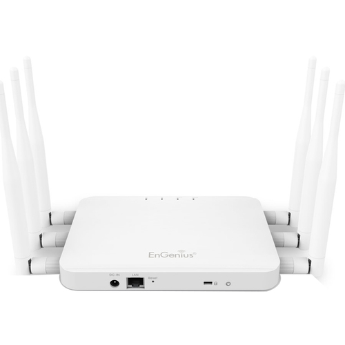 ENGENIUS Indoor Wireless Access Point Ethernet Bridge Dual-Band AC1750 - ECB1750