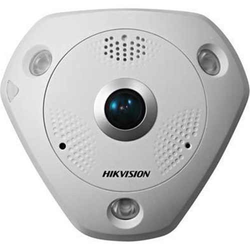 HIKVISION 6MP Fish eye Network Camera - DS-2CD6362F-I