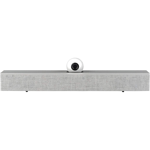 HARMAN PROFESSIONAL Acendo Vibe Conferencing Sound Bar with Camera in Grey - ACV-5100GR