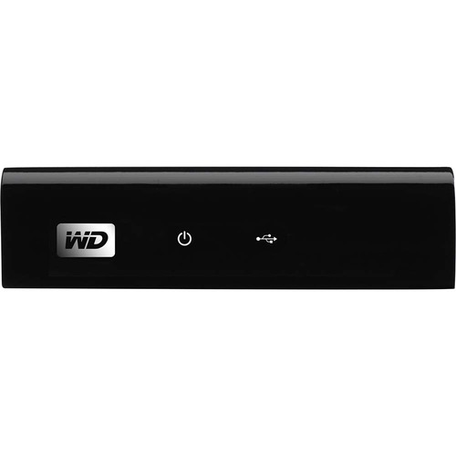 WD TV HD Media Player ( WDBABF0000NBK-NESN ) - Open Box