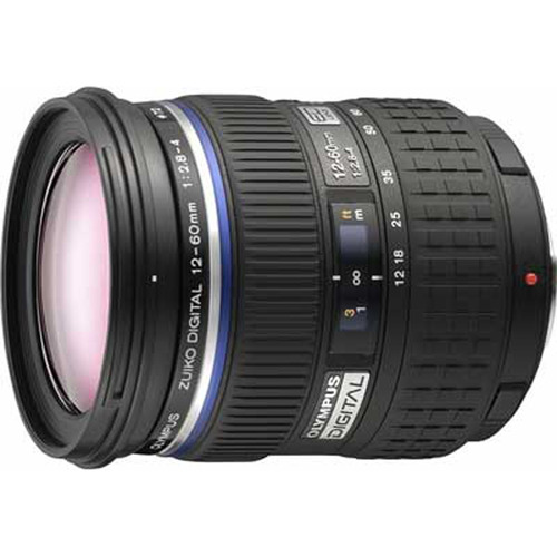 Olympus 12-60mm f2.8-4.0 SWD Zuiko Digital Zoom Lens -1-year US and Intl Warranty