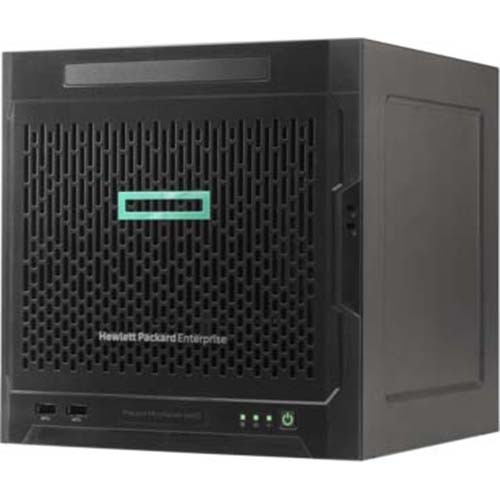Hewlett Packard ProLiant MicroServer Gen10 Performance Server - P07203-S01
