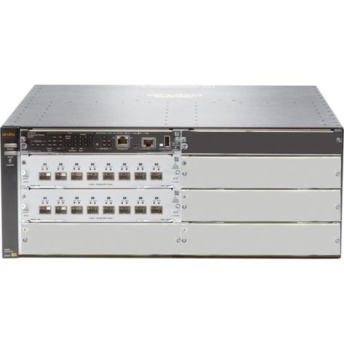 Hewlett Packard Aruba 5406R 16-port SFP+ v3 zl2 Switch