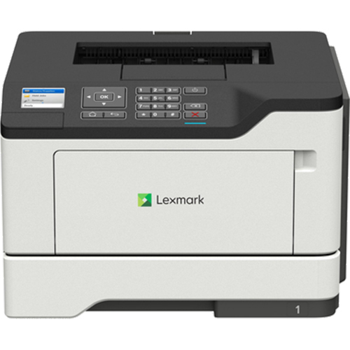 Lexmark MS521dn Compact Laser Printer Monochrome Networking - 36S0300