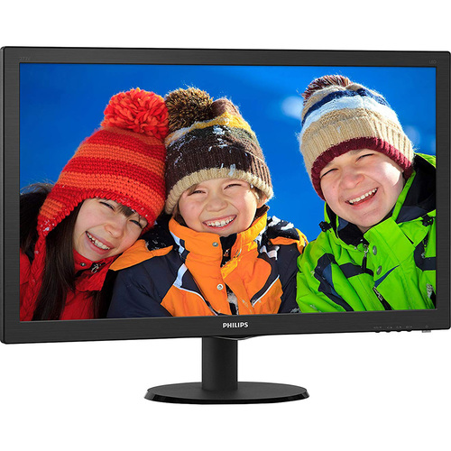 Philips LCD Monitor with SmartControl Lite - 273V5LHSB