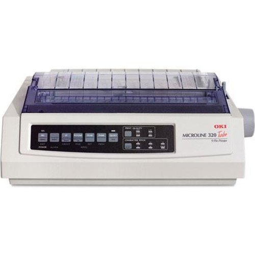 OKIDATA - DOT MATRIX Microline 320 Turbo Dot Matrix Printer - 91907101