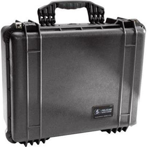 PELICAN PRODUCTS- CASES 1550 Case No Foam in Black - 1550-001-110