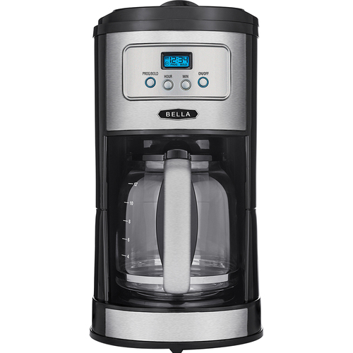 Bella Classics 12 Cup Programmable Coffee Maker - 14438