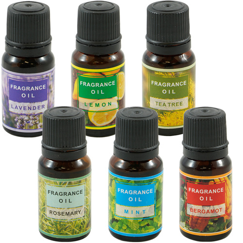 Diffuser Basics 6 Pack 10mL Fragrance Oils