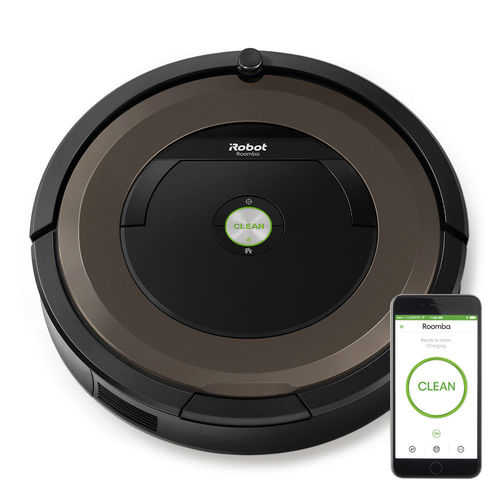 iRobot Roomba 890 Robot Vacuum Cleaner with Wi-Fi Connectivity