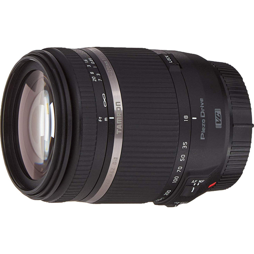 Tamron 18-270 F/3.5-6.3 Di II VC PZD CAF Lens for Canon Format Cameras