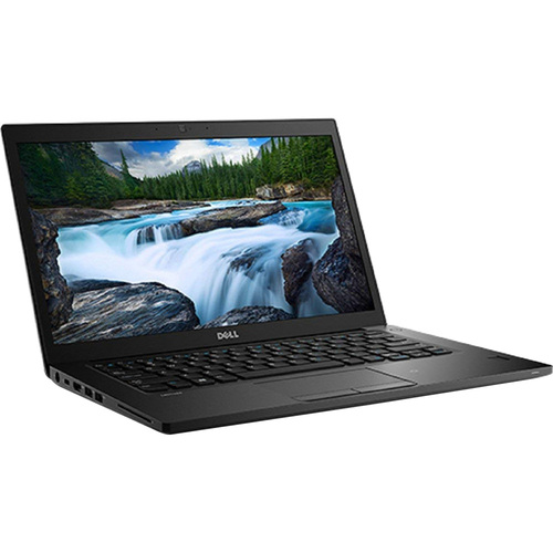 Dell 14` HD Intel Core i5-7300U 4GB DDR4 128GB Latitude  Laptop - CT1FM