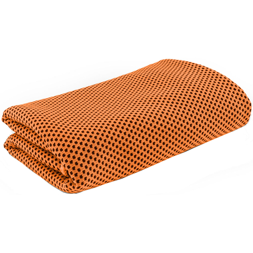 Workout Cooling Towel - Orange