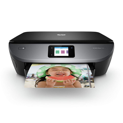 Hewlett Packard Envy Photo 7155 All in One Photo Printer